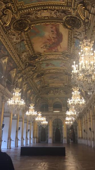 Fraser, Charles; Paris, France - A Bientot Paris - Hotel de Ville