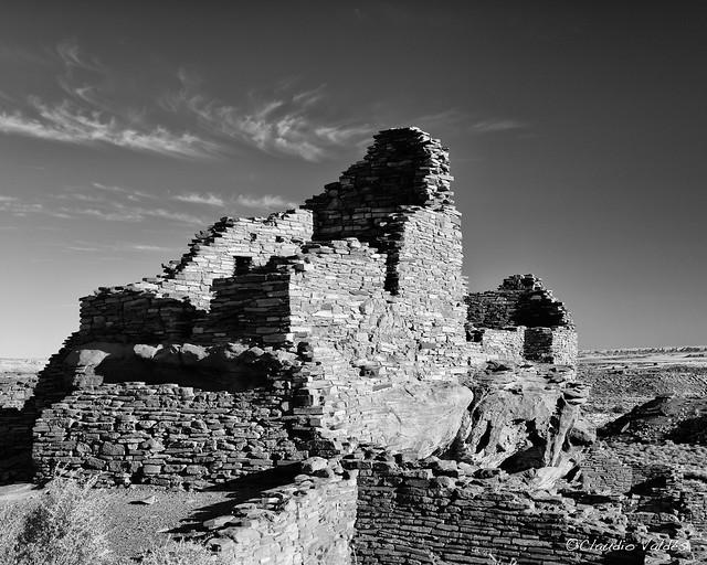Wupatki Ruins at Dawn