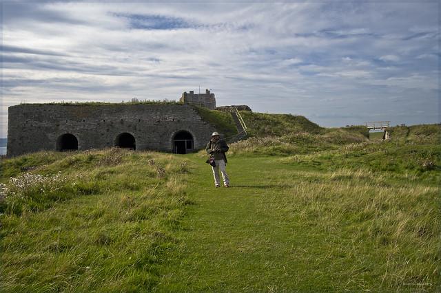 Lindisfarne Castle, Berwick-upon-Tweed, Northumberland, England