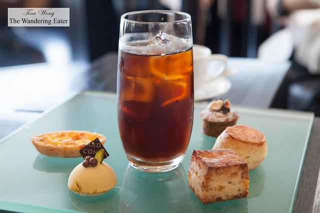 Iced Earl Grey Tea