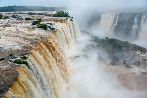 Foz do Iguaçu - from the Brasil side | by Phil Marion (173 million views - THANKS)