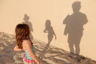 Matilda's Shadow Pose | by mikecogh