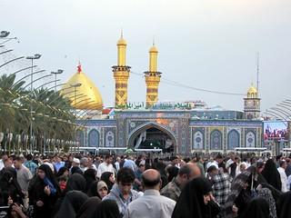 Al Abbas Holy Shrine   by D-Stanley