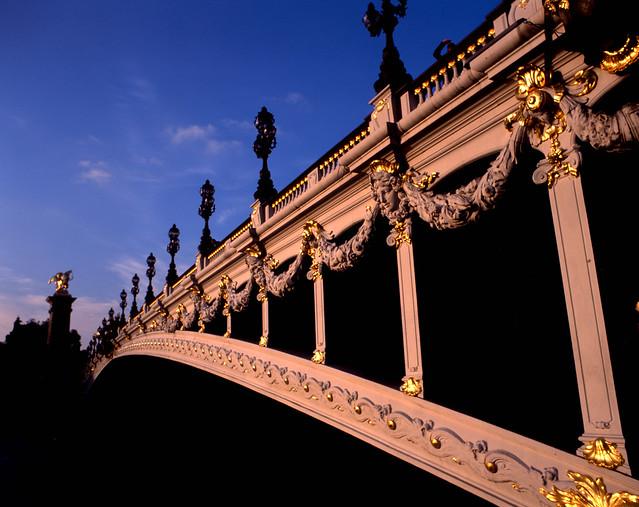 Bridge on the Seine, Paris