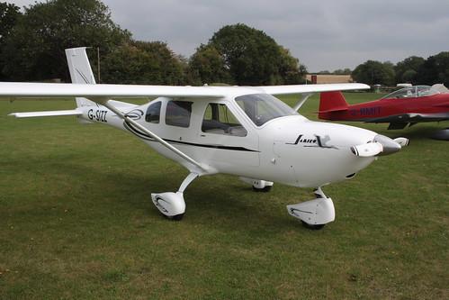 G-SIZZ Avtech Jabiru J400 [PFA 325-14483] Sywell 030911