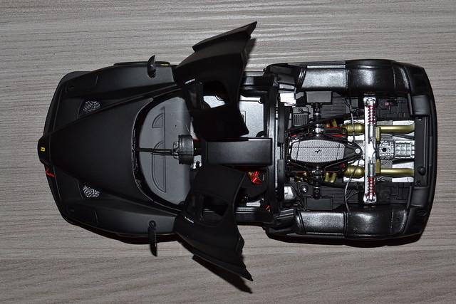 Enzo Ferrari Test Car