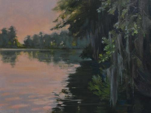 Pearl River at Dawn