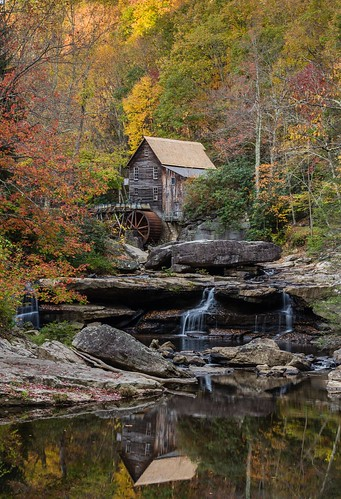 Glade Creek Grist Mill | by Whisle (Clyde Cornett)