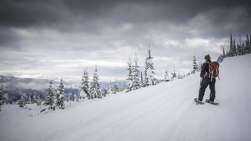 Sale Mountain Snowshoe! | by Lyndsay Esson