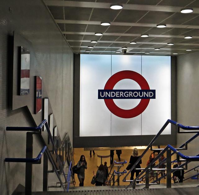 'Going Underground' - 316/365