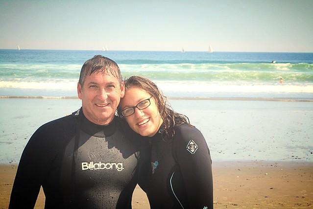 Love and Surf @ Rye Beach