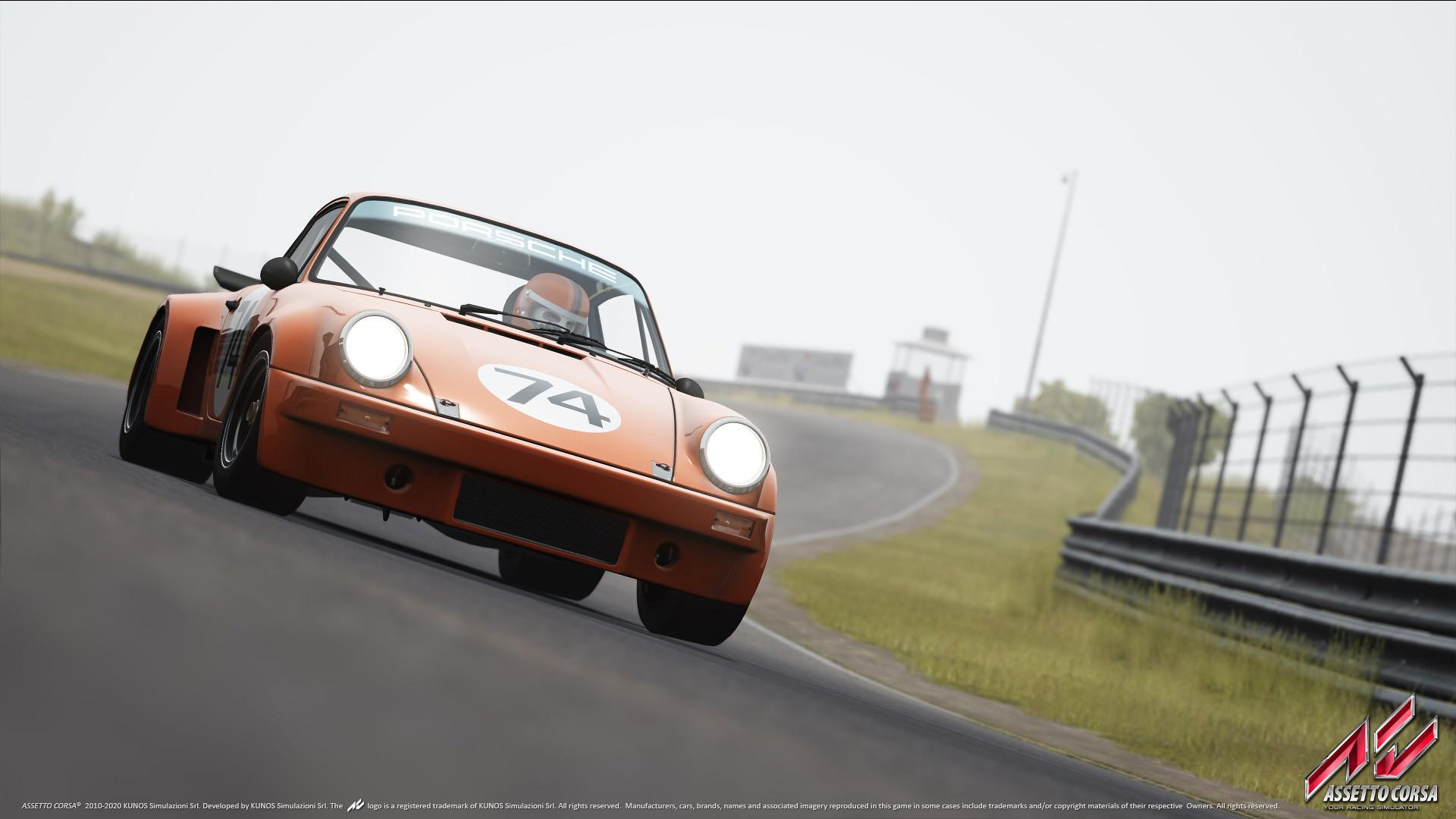 Porsche DLC 5