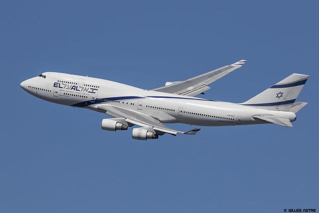 KJFK 25 septembre 2016 Boeing 747 Elal 4X-ELD
