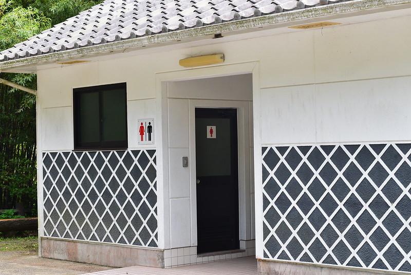 金魚茶屋トイレ