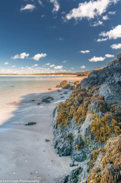 Llanddwyn rocks,Anglesey
