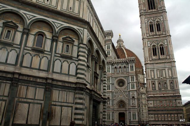 Catedral de Florencia.