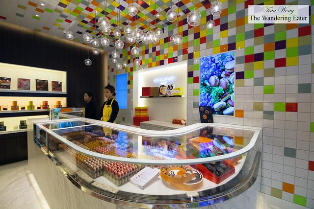 Pierre Hermé Hong Kong boutique