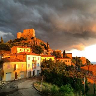 Montemassi (Grosseto) Magic Sunset