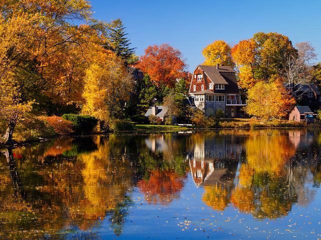 Ell Pond Autumn