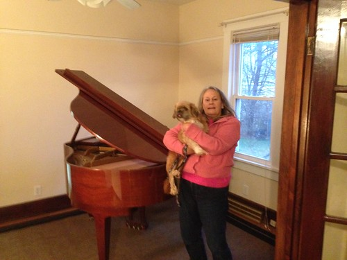 Delivery for Carole Hoffman   by modernpiano