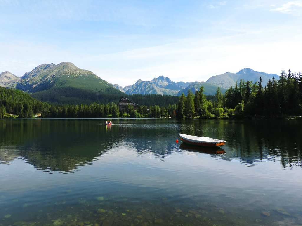 Day Hikes In The High Tatras: Strbské pleso