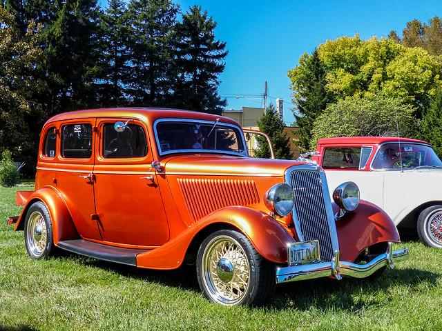 1934 Ford Four Door Sedan