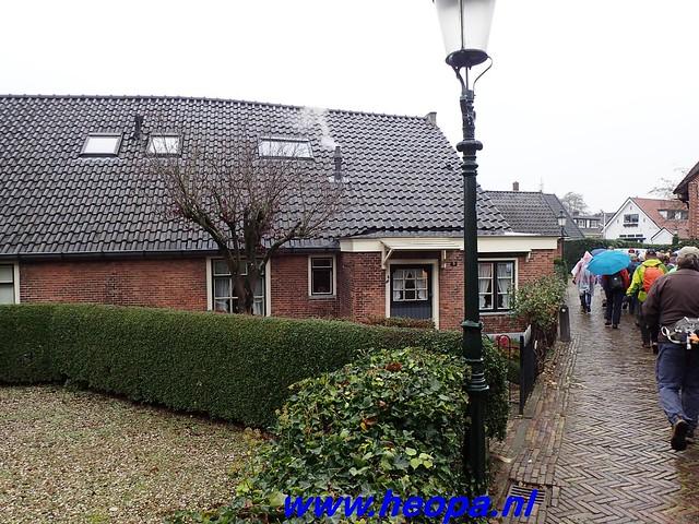 2016-11-09  Gooimeer tocht   25 KM   (26)