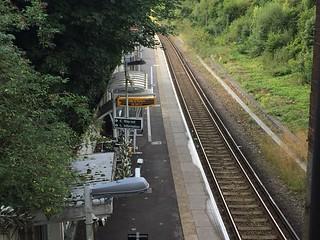 Banstead railway station