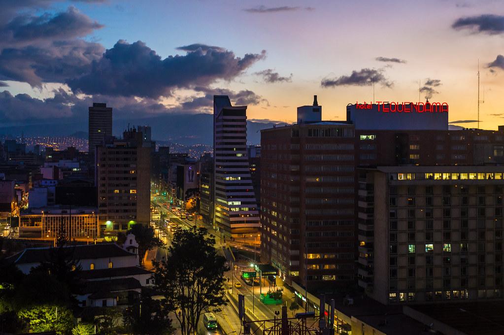 Centro Internacional de Bogotá / Hotel Tequendama