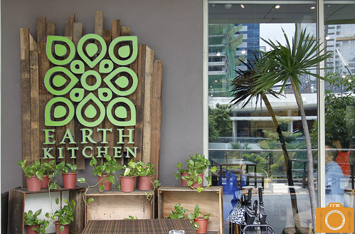 Earth Kitchen logo sign | by foodreviewsmanila