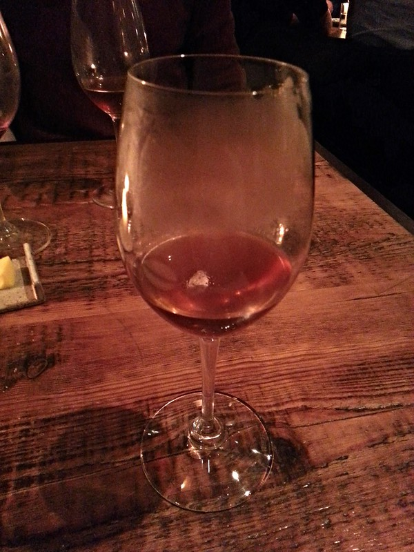 The Clove Club - Pheasant Consome with 100 Year Old Madeira