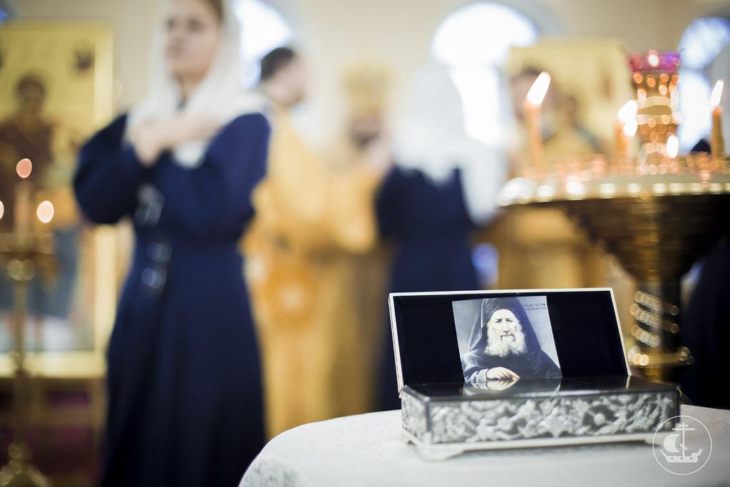 29 ноября 2015, Божественная Литургия / 29 November 2015, Divine Liturgy