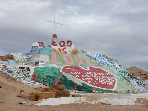 Salvation Mountain - 5
