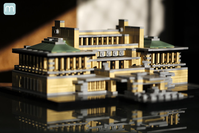 Imperial Hotel, Lego Architecture Model