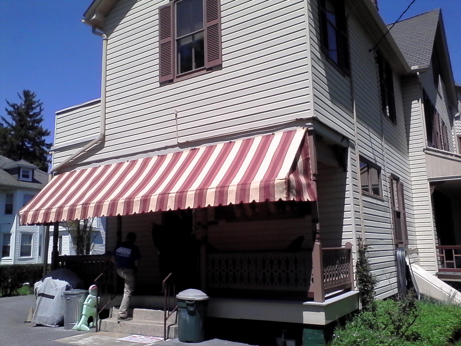 Porch-Residential Awning-Baltimore