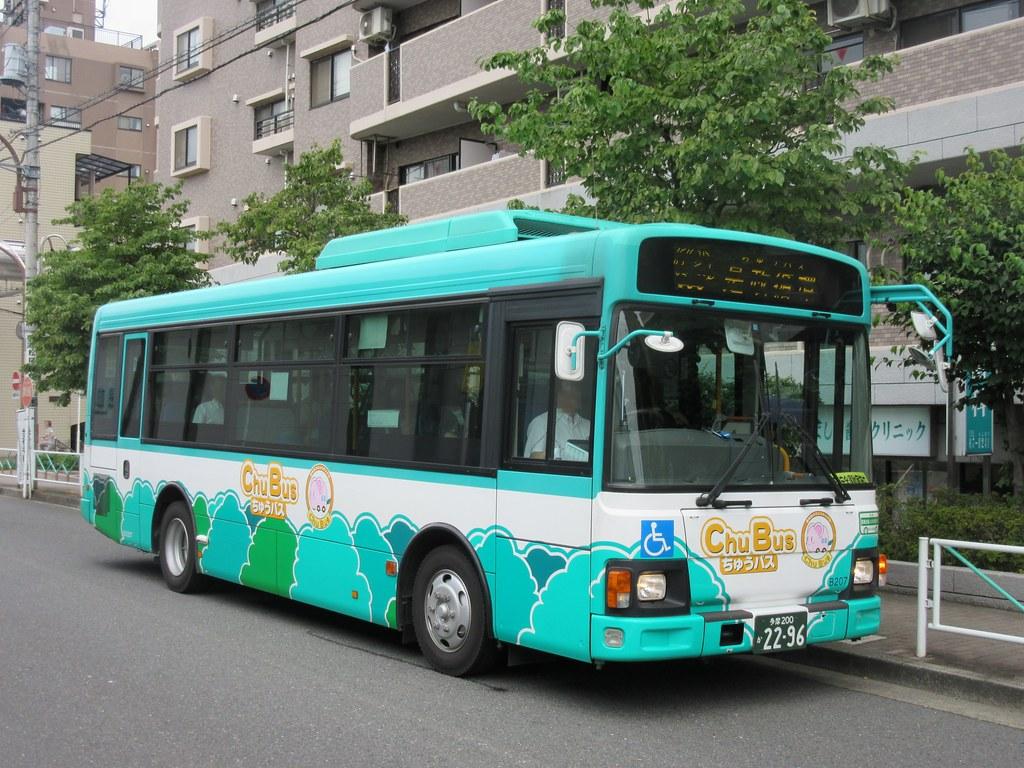 中央市コミュニティバス - JapaneseClass.jp