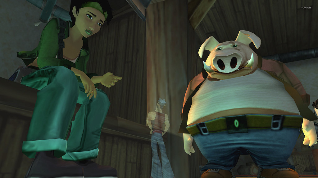 Beyond Good and Evil 2 is Really Happening | After years of … | Flickr
