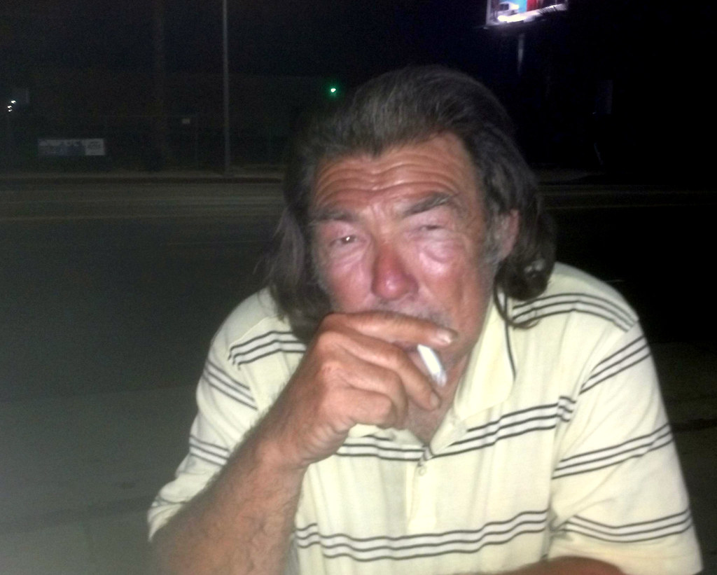 Homeless in America: Jim has been homeless for 10 years