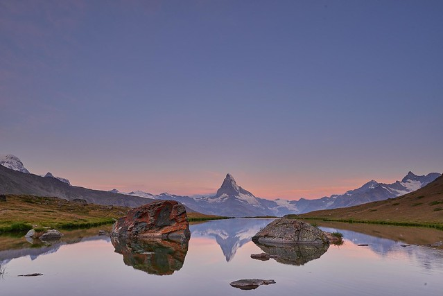 Sunrise Stellisee - Zermatt