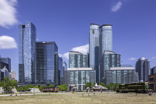 blue toronto ontario canada skyline architecture buildings photography photo cityscape photographer image may august fav20 f45 photograph 100 24mm fav30 urbanlandscape fineartphotography 2014 2015 colorimage commercialphotography fav10 deltahotel photograhphy tse24mmf35l ¹⁄₁₅sec mabrycampbell torontorailwaymuseum august262014 20140826h6a8070