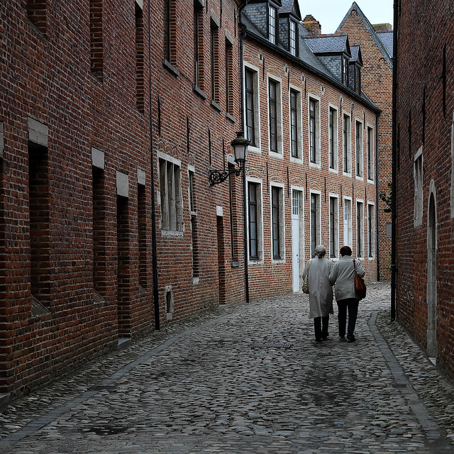 Grand Béguinage of Leuven, Belgium