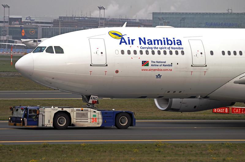 Airbus A330 V5-ANO