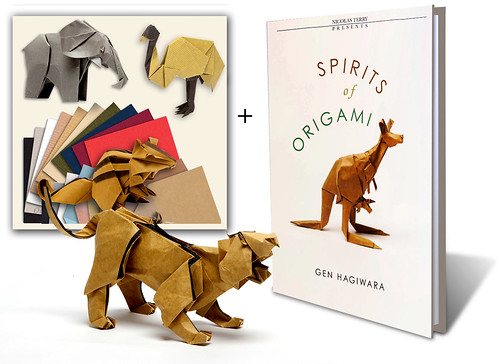 Pack Spirits of Origami | by N. Terry