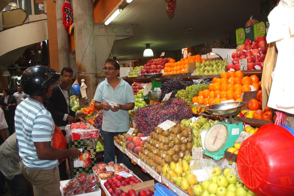 Central Market, Port Louis