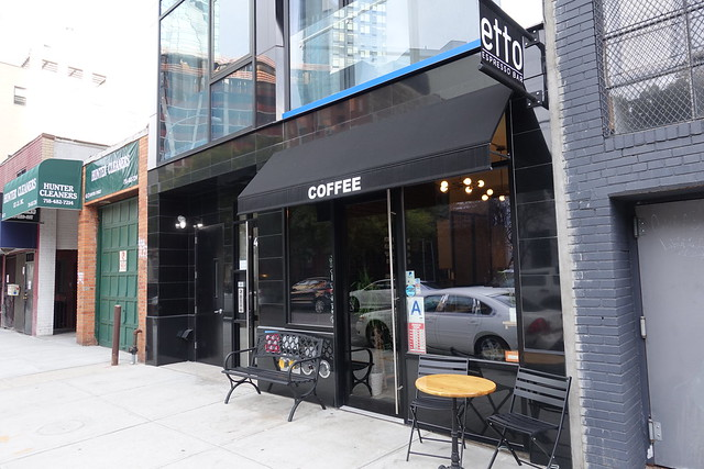 Etto Espresso | Hunter St | Long Island City | Queens | NYC