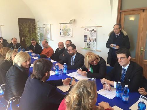 Incontro con il Ministro Franceschini sulla valorizzazione della Cittadella di Alessandria 2 | by flavagno