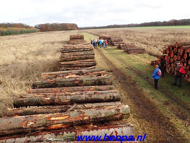 2016-11-16    3e Rondje-WolfHeze   25 Km  (156)