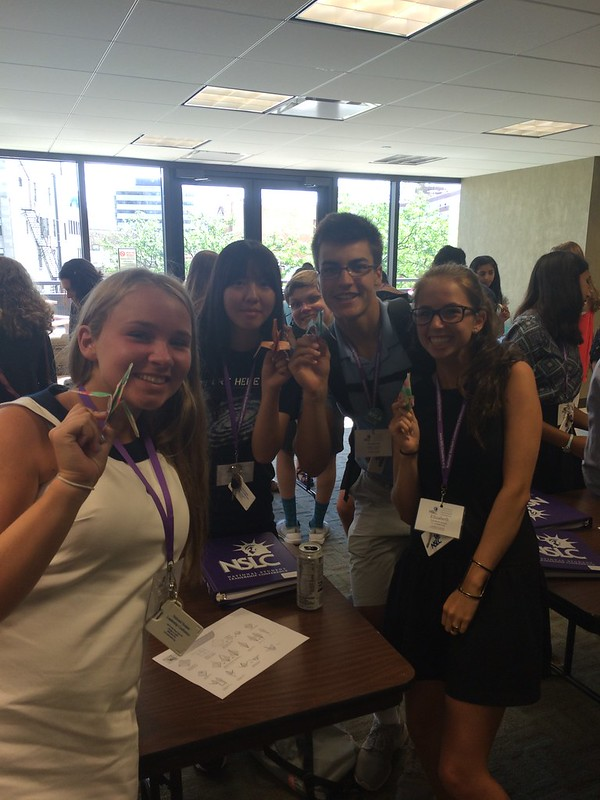NSLC Mastering Leadership: Rotary International Visit August 12, 2015