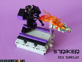 Striker | by SEKUAcreations