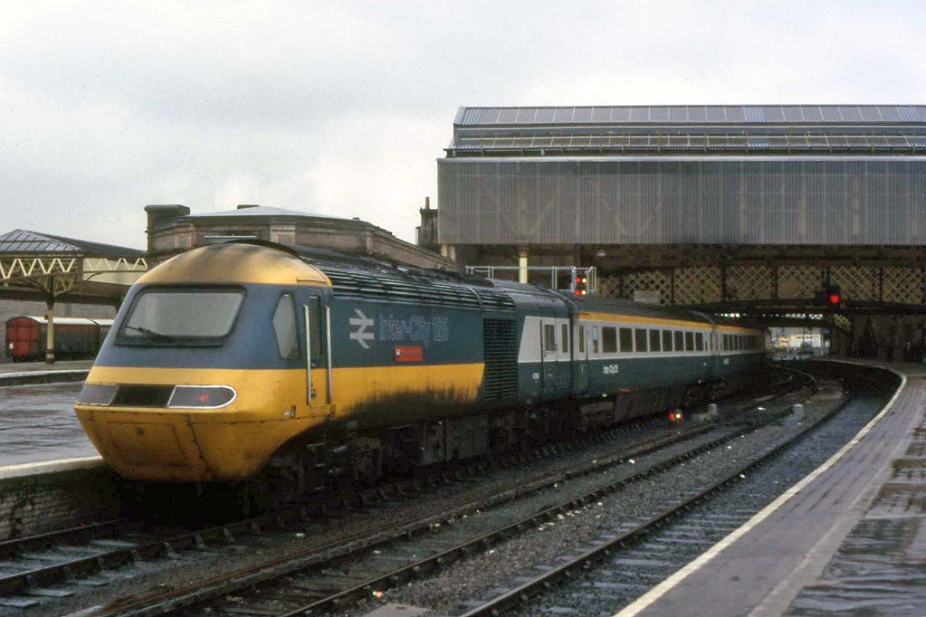 'The Highland Chieftain' at Perth, 1985
